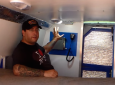 Plain Looking Camper Van Hides A Custom Interior Designed With Much Agonizing Thought