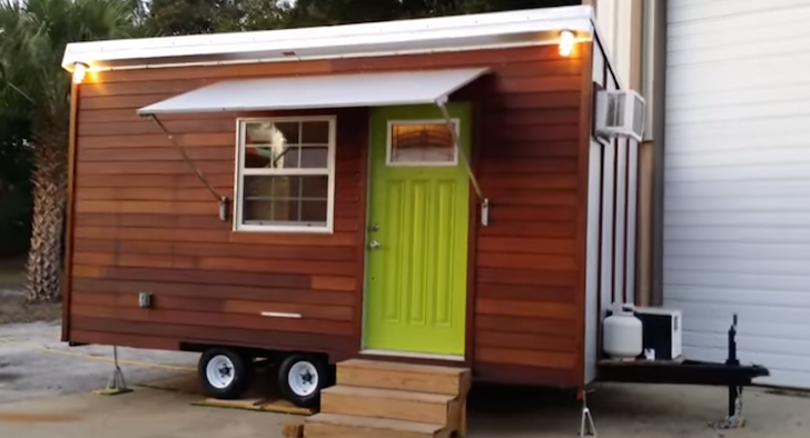 Honeymoon tiny house