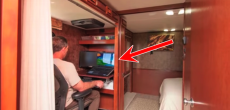 How To Convert A Bunkhouse Into An Office For Under $200 [VIDEO]