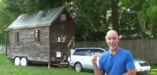How to turn a small station wagon into a tiny RV
