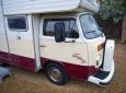 Karmann Gipsy vintage motorhome