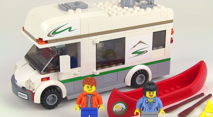 LEGO Camper Van set review