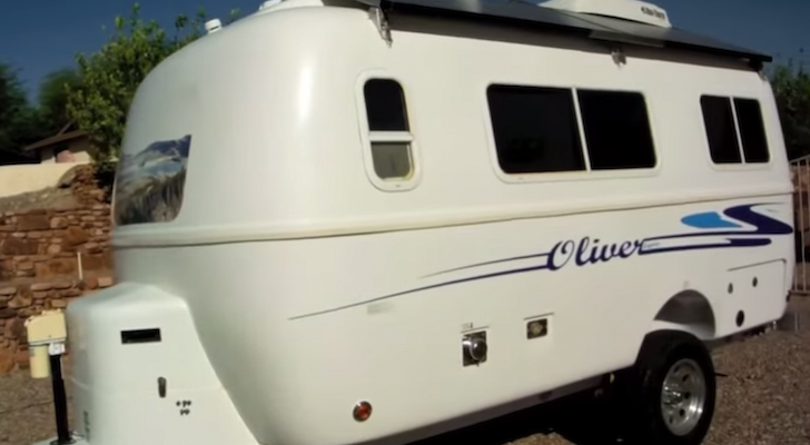 Tour A Legacy Elite Camper Made By Oliver Travel Trailers