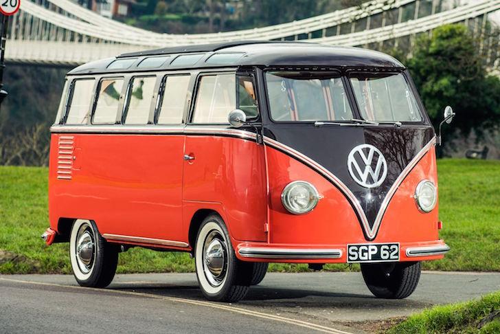 VW Type 2 Sama Microbus