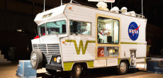 Contemporary Sculptor Uses Vintage Winnebago Brave In His Art
