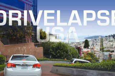 Take A Road Trip Across America In This 5 Minute Time-Lapse Video