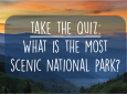 most scenic national park