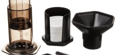 AeroPress coffee making kit for RVers
