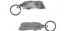 Airstream Pewter Key Tag