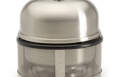 Cobb Premier Starter Kit Stainless Steel Grill And Smoker