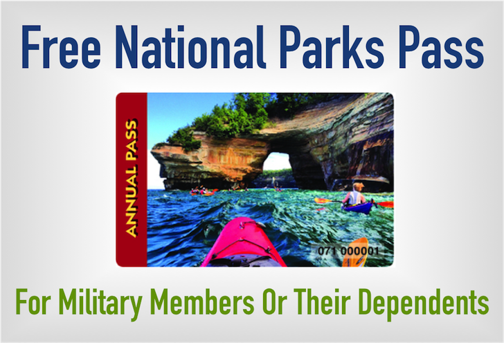 Get a Military National Parks Pass