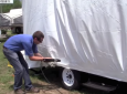 How To Shrink Wrap An RV For Storage