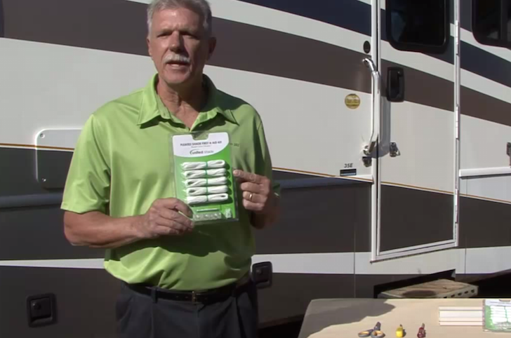 How to Restring Pleated Shades In Your RV