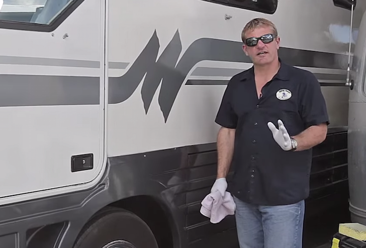 How To Wax Any Type Of Rv Finish