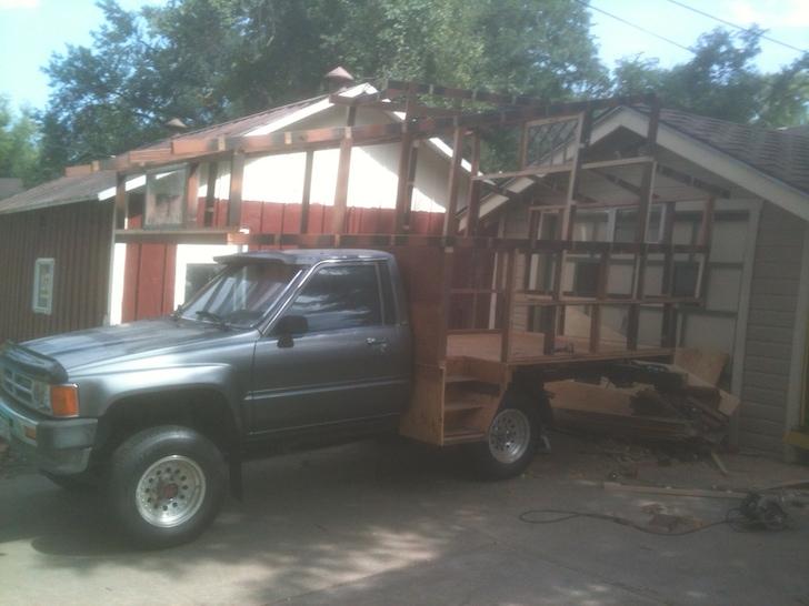 Mark Rislove truck camper