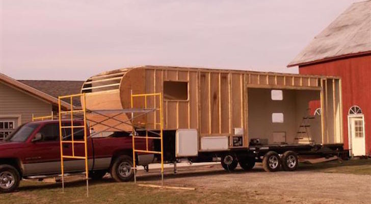 How To Build A DIY RV Slide Out