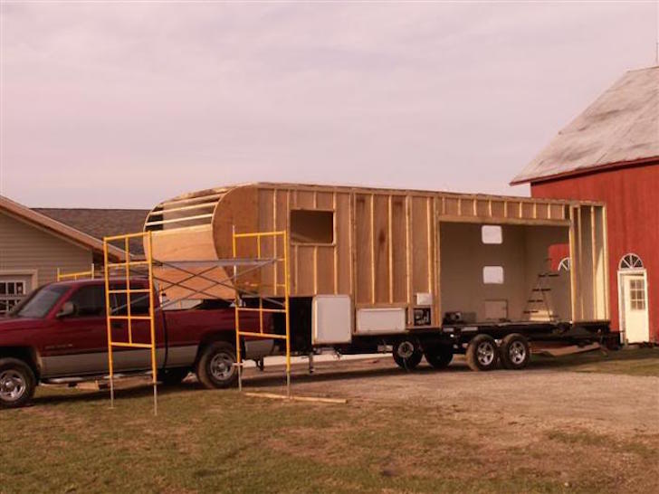 How A Travel Trailer Is Built
