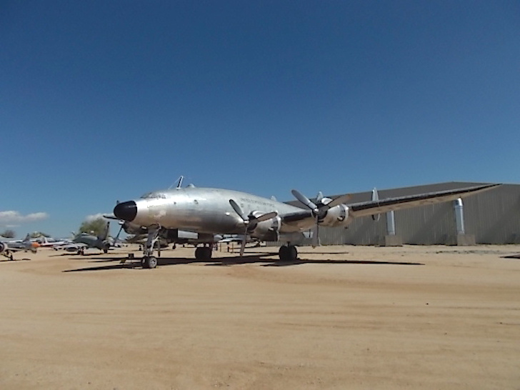 President Eisenhower's Super Constellation