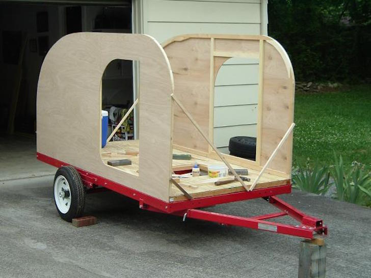 This Tiny Teardrop Camper Is The Perfect Mini Rv