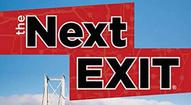 The Next Exit Interstate Highway Guide