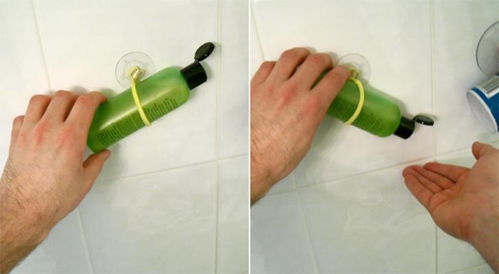 Tilt the bottle to use