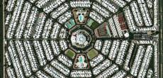 Rock Band Puts Satellite Image Of Arizona RV Park On New Album Cover