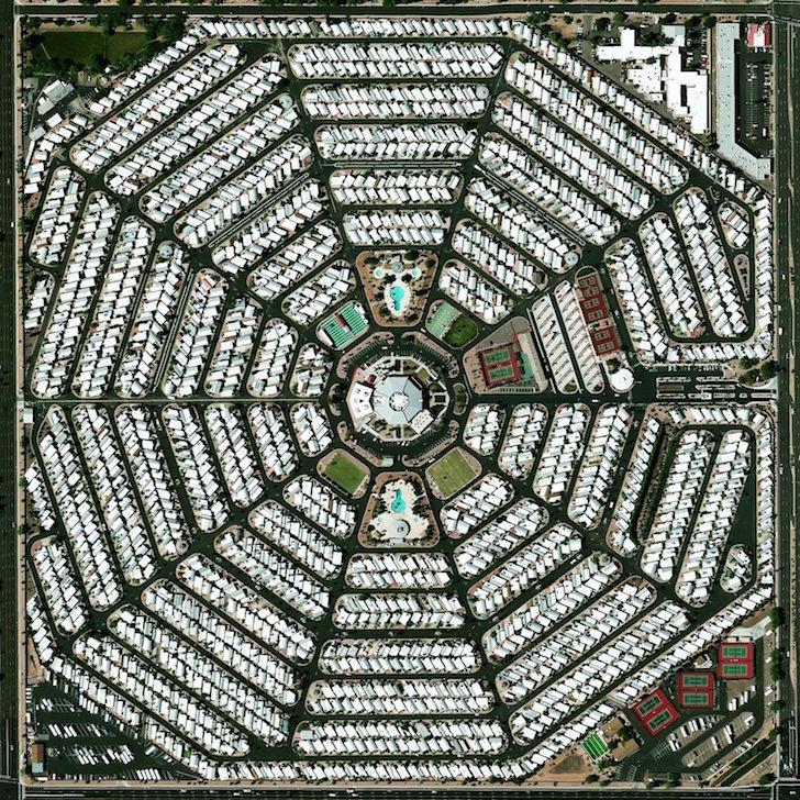 Venture Our RV Park satellite photo