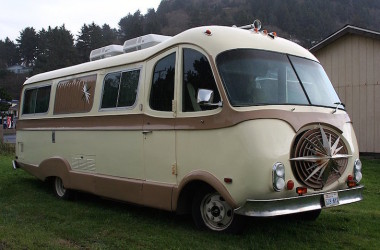 These 17 Most Remarkable RVs Will Leave You Scratching Your Head