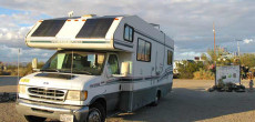 solar power RV inventions