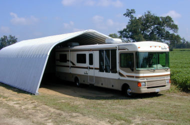 How To Protect Your RV Tires While In Storage