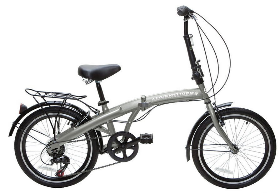 Adventurer-Folding-Bike