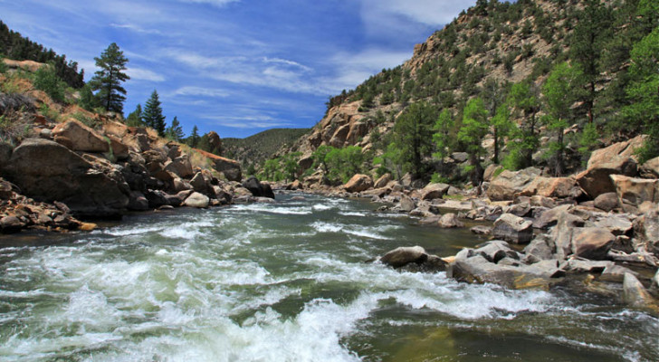 RVing At Browns Canyon National Monument