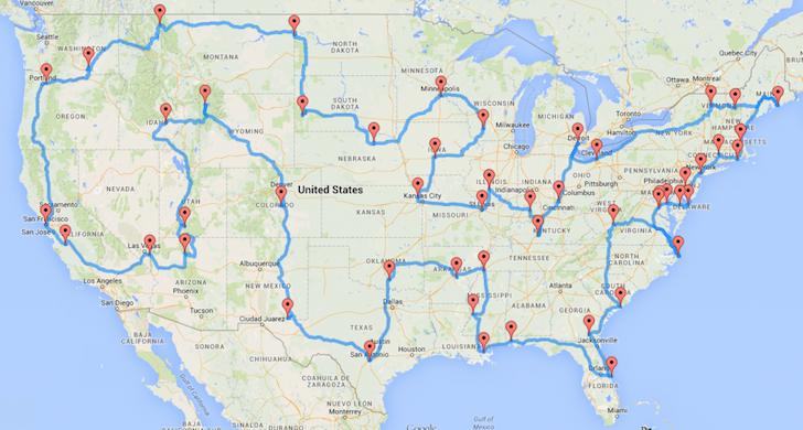 Best road trip