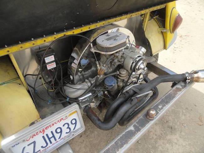 Boonie Bug engine