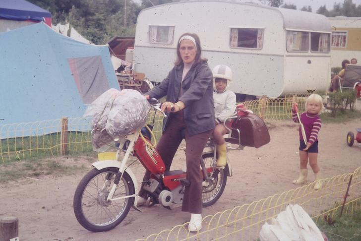 Campground transportation