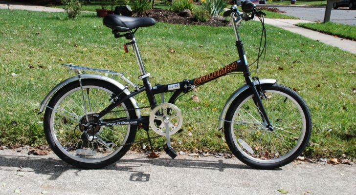 Save Space With These 5 Folding Bikes For RVers