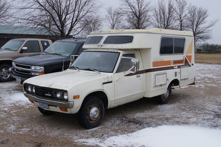 Datsun Chinook Gazelle RV