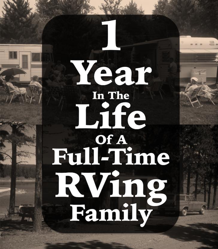 Full time RVing family story