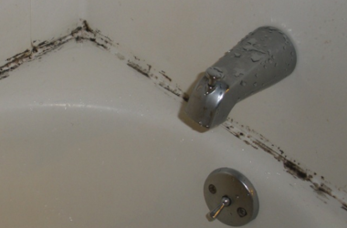 How To Clean A Moldy RV Shower