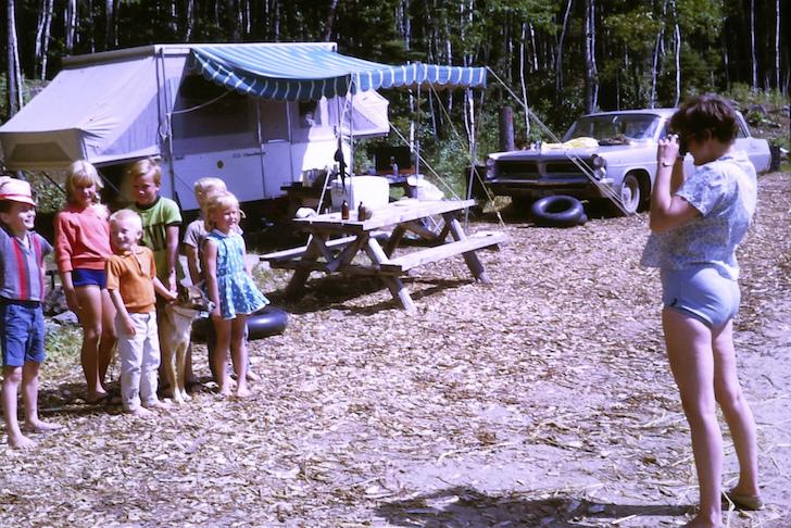 Photo at campground