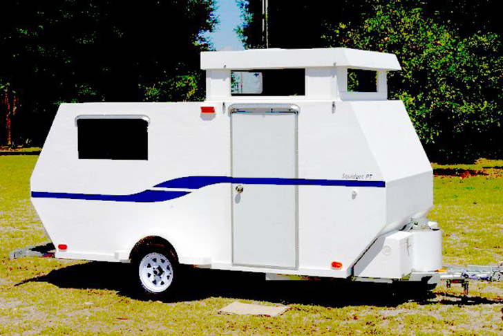Unique How To Build A Teardrop Camper  EBay