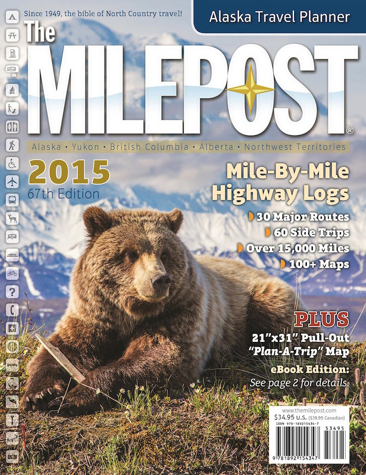 The Milepost Alaskan Guidebook