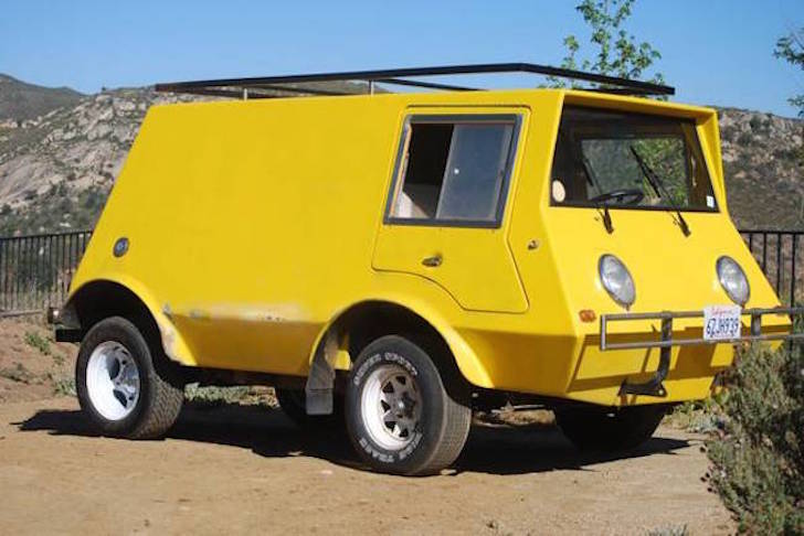 Truck Camper Plans Build Yourself: Make Your Own 1970s Boonie Bug