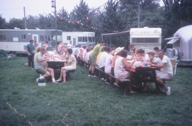 Weekend Wanderers Club circa 1970