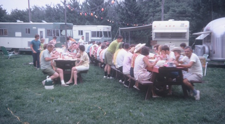 Were You With Me In The Illinois Weekend Wanderers Camping Club?