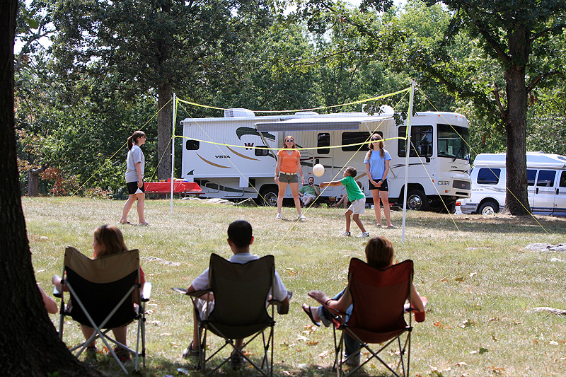 Discount camping clubs RV resorts