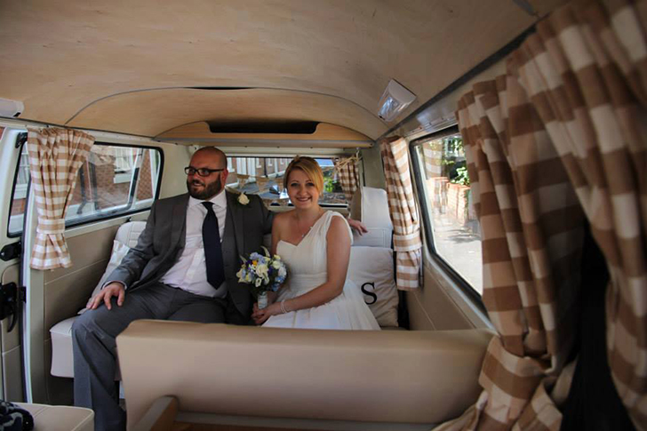 wedding-campervan