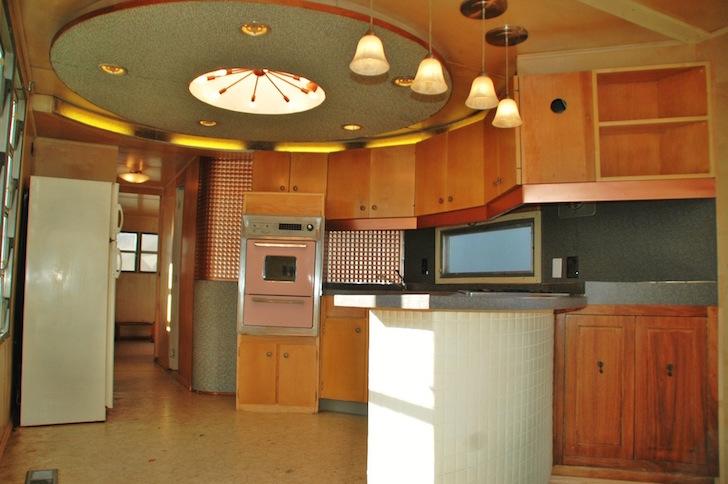1950 Spartan kitchen