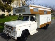 This 1969 Dodge Sweptline D300 Open Road Camper Hides A Fascinating Secret