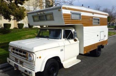 This 1969 Dodge Sweptline D300 Open Road Camper Hides A Fascinating Secret